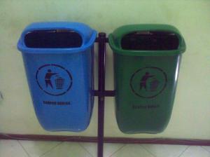 Tempat Sampah kapasitas 60ltr